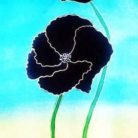 Dye n  Design - Rising Poppies