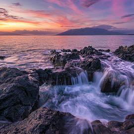 Hawaii  Fine Art Photography - Rising Tide