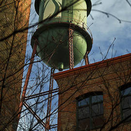 Brian Archer - River Lofts Water Tower