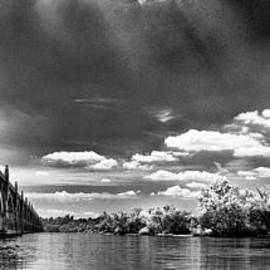 River Panoramic  by Paul W Faust -  Impressions of Light