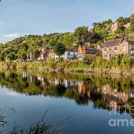 Adrian Evans - River Severn Ironbridge