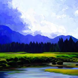 Dorinda K Skains - River