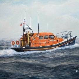 William H RaVell III - RNLB The Morrell