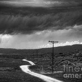 Road into the Storm by Alexander Kunz