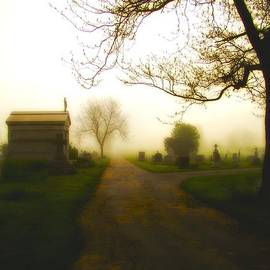 Gothicrow Images - Road To The Mausoleum