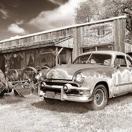 Roadside Antiques by John Anderson