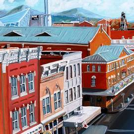 Todd Bandy - Roanoke City Market