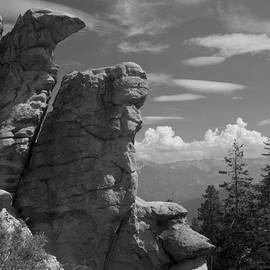 Rock Formation by Ivete Basso Photography