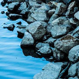 Naomi Burgess - Rocks On The Lake Side