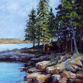 Rocky Point by Beverly Amundson