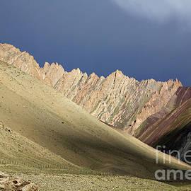 Robert Preston - Rocky Ridge in Ladakh