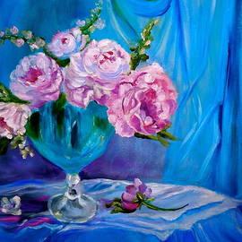Symphony in Pink by Jenny Lee
