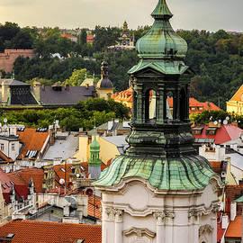 Pablo Lopez - Rooftops of Prague 1