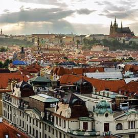 Pablo Lopez - Rooftops of Prague 2