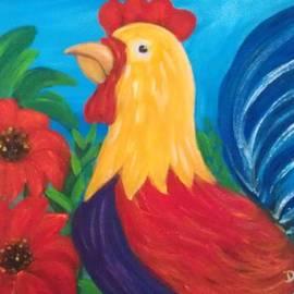 Deyanira Harris - Rooster 2