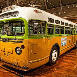 Keith Swango - Rosa Parks Bus