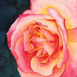 Ken Powers - Rose Ablaze