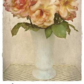 Patricia Strand - Roses and Quote
