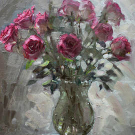Roses for Viola by Ylli Haruni
