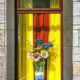 Ross Henton - Roslin Window