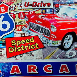 Denise Mazzocco - Route 66 Speed District