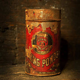 John Stephens - Royal Baking Powder Can - Antiques