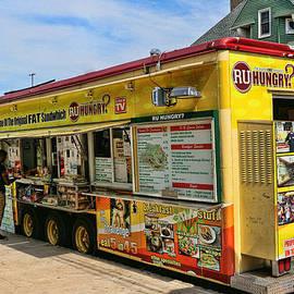 Allen Beatty - R U Hungry - The Original Fat Sandwich