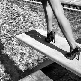 William Dey - RUBY HEELS BW Palm Springs