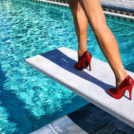 William Dey - RUBY HEELS Ready for take-off Palm Springs