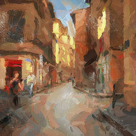 Greg Collins - Rue du Doyenne