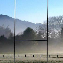 Rugby season by Guy Pettingell
