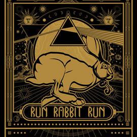 Run Rabbit Run by Penny Collins