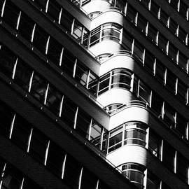 Zina Zinchik - Runaway balconies