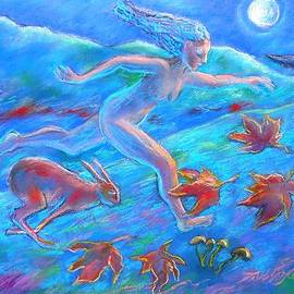 Running with the Hare by Trudi Doyle