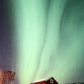 David Broome - Rural Nordic Winter Night