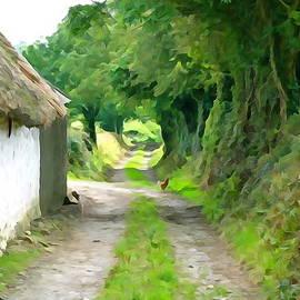 Charlie and Norma Brock - Rural Road