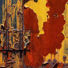 Jack Zulli - Rust Abstract