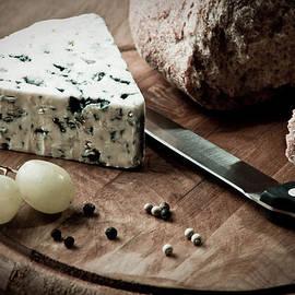Amanda Elwell - Rustic Bread and Cheese