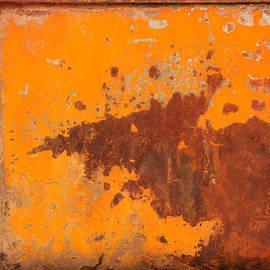 Art Block Collections - Rusty Orange