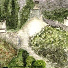 Angela Davies - Rydal Mount House Home Of William Wordsworth