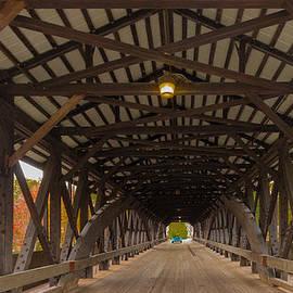 Karen Stephenson - Saco River Bridge