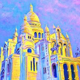 Paula Noblitt - Sacre Coeur Church