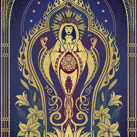 Cristina McAllister - Sacred Mother - Global Goddess Series