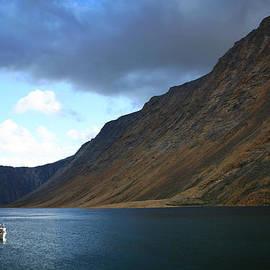 Saglek North Arm by Ben Shields