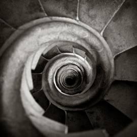 Dave Bowman - Sagrada Familia Steps