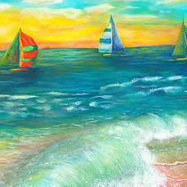 Robin Grace - Sail Away
