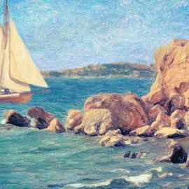 Taylan Apukovska - Sail away