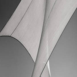 Sailcloth Abstract Number 3
