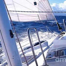 Joseph J Stevens - Sailing Hawaii