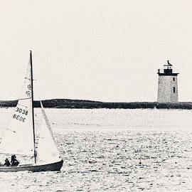 Karol Livote - Sailing In Cape Cod